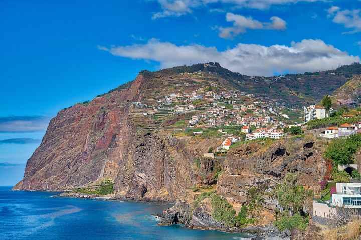 Steilklippe Madeira