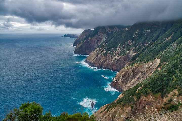Nordostküste von Madeira