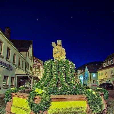 Osterbrunnen Kasendorf